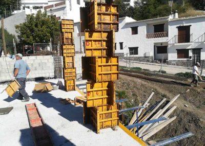 Construcción de estructuras